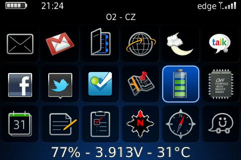 Překreslování ikony z aplikace