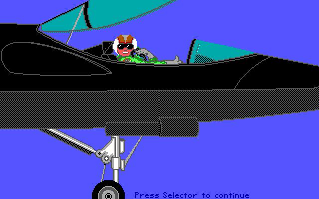 F19 - po přistání