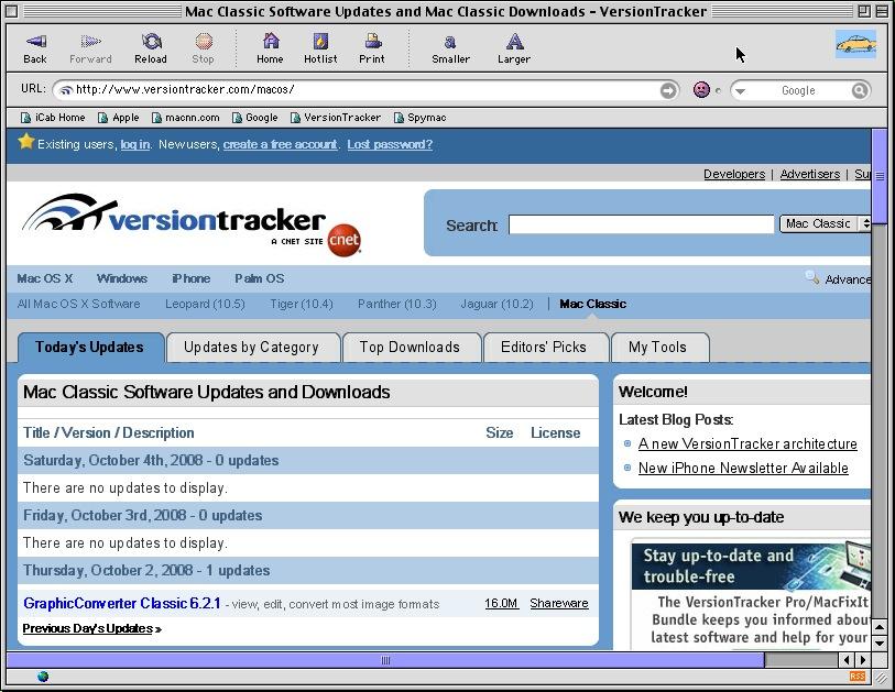 MacOS 9.1, PowerMacintosh 9600