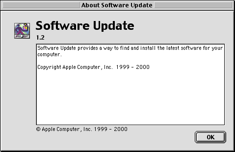 About Software Update