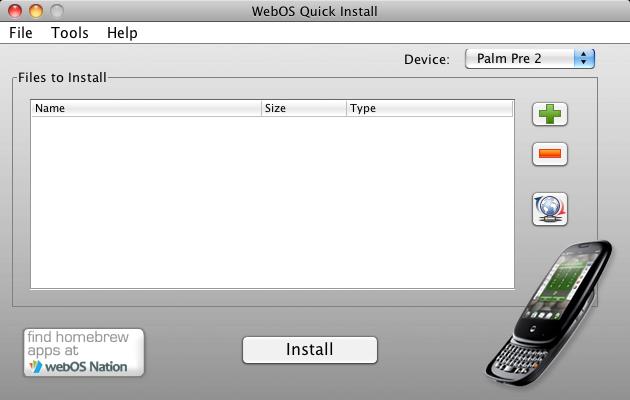 Preware pro desktop